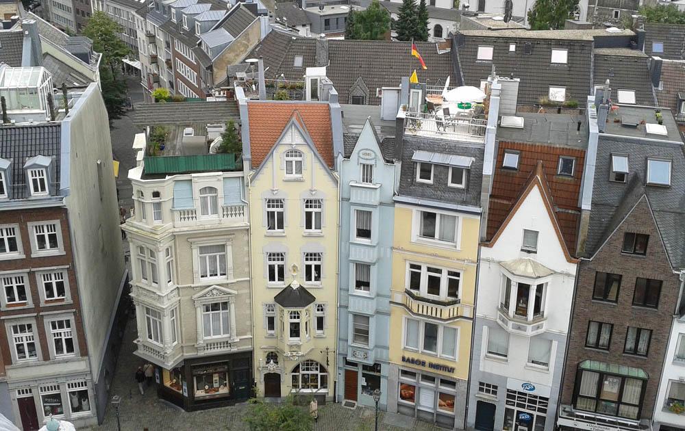 Immobilienmakler Aachen Vergleich